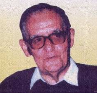 P. Félix Martínez, fundador del club Calasanz