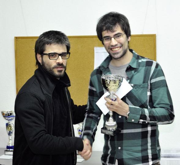 Asier Etxagibel, 2º clasificado
