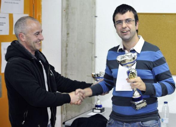 Diego Vea-Murguia, 2º categoría sub 1900