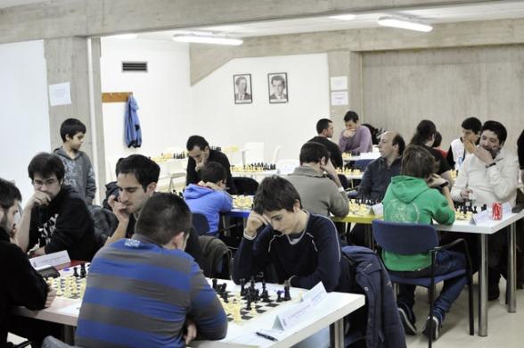 Vista general desarrollo del torneo