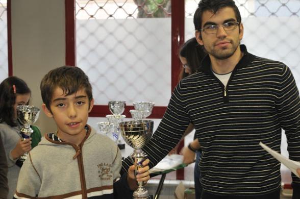 Rodrigo de las Heras, Subcampeón de Alava