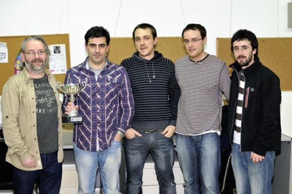 1er premio equipo