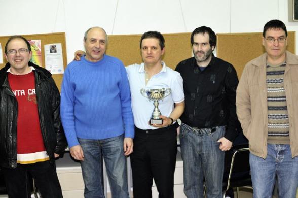 segundo premio equipo