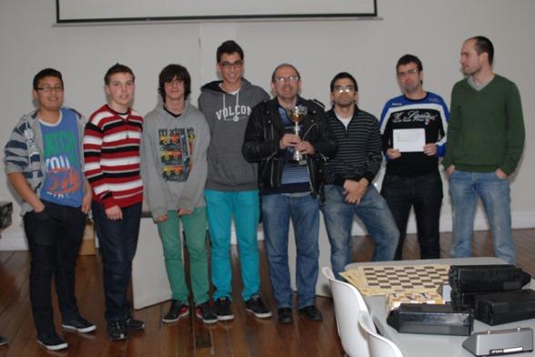 San Viator Campeón de Alava 2013