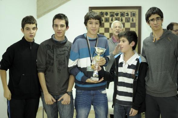 Mikel Deuna Subcampeón