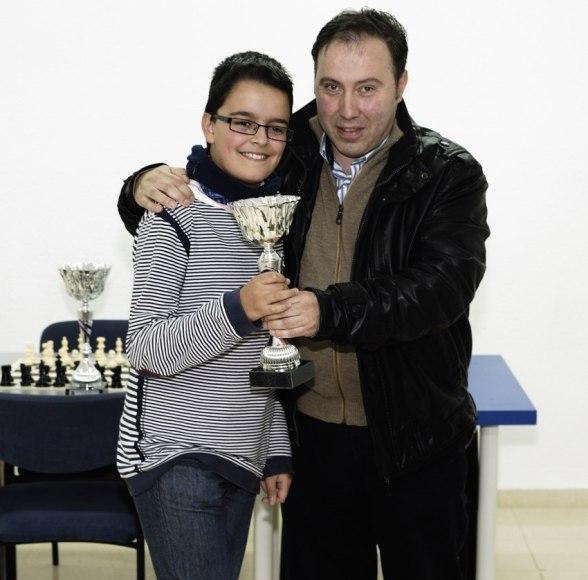 Diego Sanz Urueña Tercer Clasificado