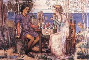 Con Frampton y Shakespeare recordando la belleza de nuestro juego, arte, ciencia.