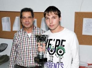 Daniel Vara, Campeón de Alava